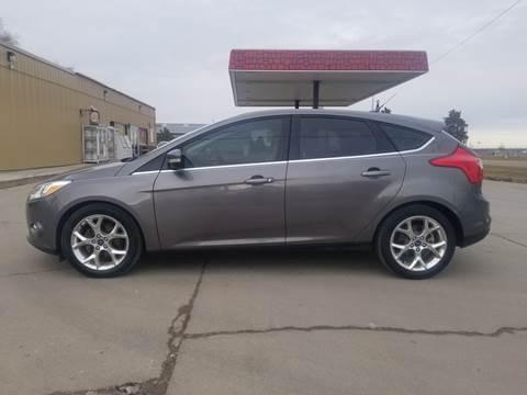 2012 Ford Focus for sale at Dakota Auto Inc. in Dakota City NE