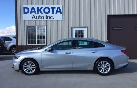 2016 Chevrolet Malibu for sale in Dakota City, NE