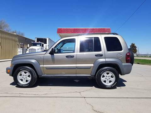 2005 Jeep Liberty for sale in Dakota City, NE