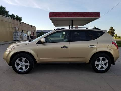 2003 Nissan Murano for sale in Dakota City, NE