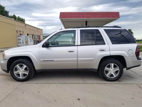 Chevrolet TrailBlazer For Sale in Dakota City, NE - Dakota