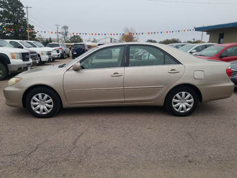 2006 Toyota Camry for sale at Dakota Auto Inc. in Dakota City NE
