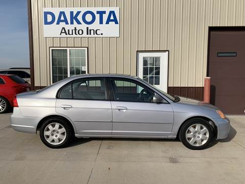 2001 Honda Civic for sale at Dakota Auto Inc. in Dakota City NE