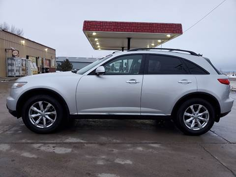 2008 Infiniti FX35 for sale at Dakota Auto Inc. in Dakota City NE
