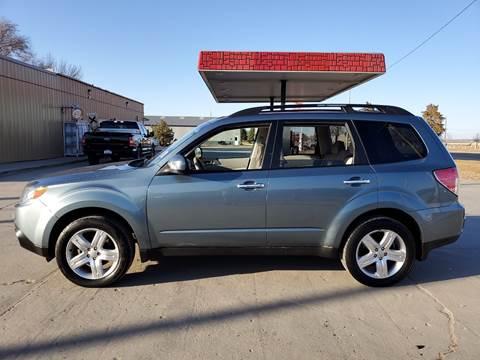 2010 Subaru Forester for sale at Dakota Auto Inc. in Dakota City NE