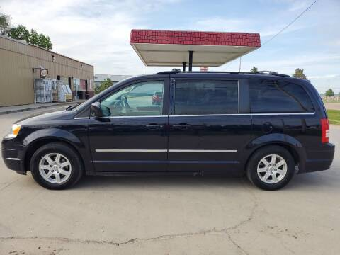 2010 Chrysler Town and Country for sale at Dakota Auto Inc. in Dakota City NE