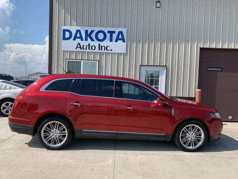 2013 Lincoln MKT for sale at Dakota Auto Inc. in Dakota City NE