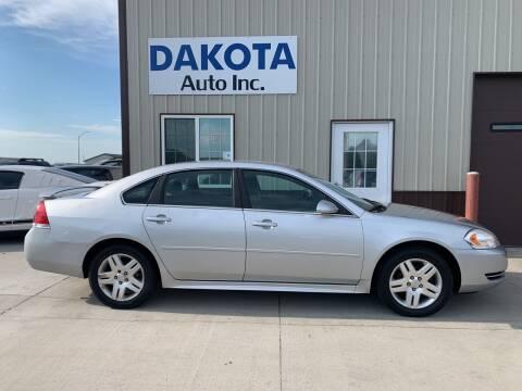 2012 Chevrolet Impala for sale at Dakota Auto Inc. in Dakota City NE