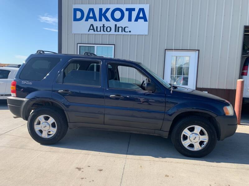 2004 Ford Escape for sale at Dakota Auto Inc. in Dakota City NE