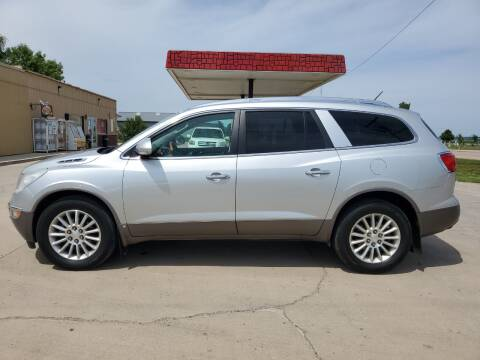 2010 Buick Enclave for sale at Dakota Auto Inc. in Dakota City NE