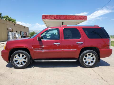 2008 GMC Yukon for sale at Dakota Auto Inc. in Dakota City NE