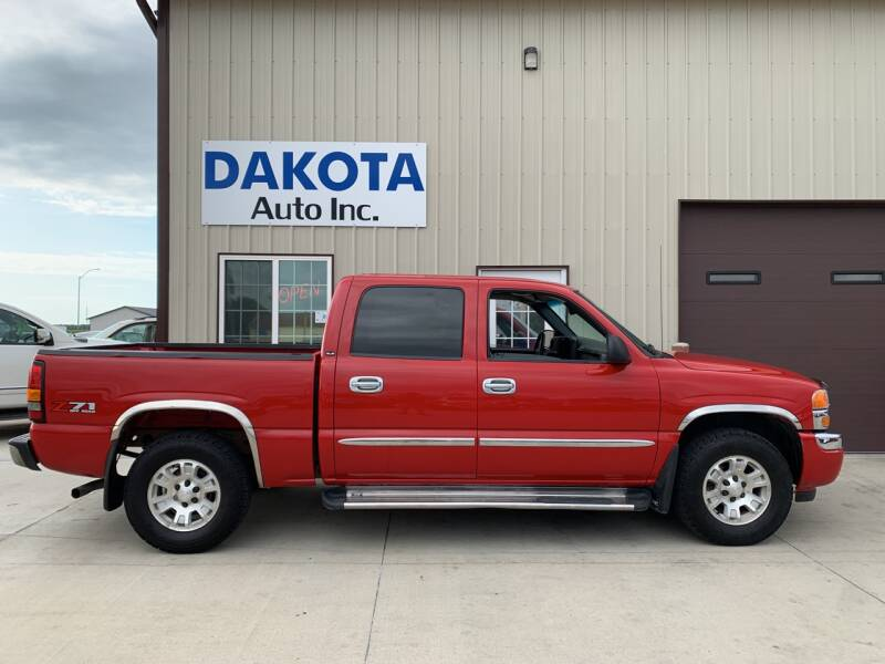 2006 GMC Sierra 1500 for sale at Dakota Auto Inc. in Dakota City NE