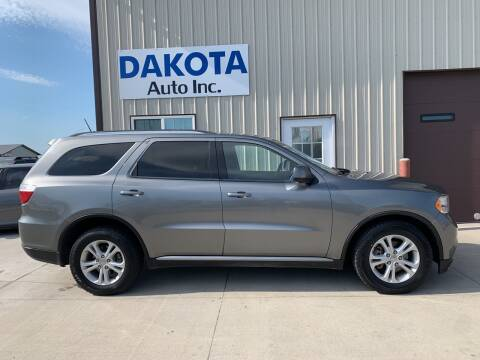2011 Dodge Durango for sale at Dakota Auto Inc. in Dakota City NE