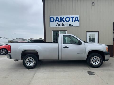 2011 GMC Sierra 1500 for sale at Dakota Auto Inc. in Dakota City NE