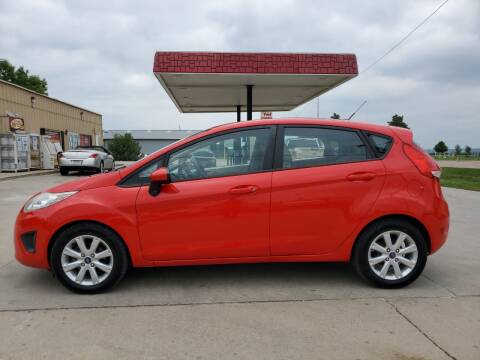 2012 Ford Fiesta for sale at Dakota Auto Inc. in Dakota City NE
