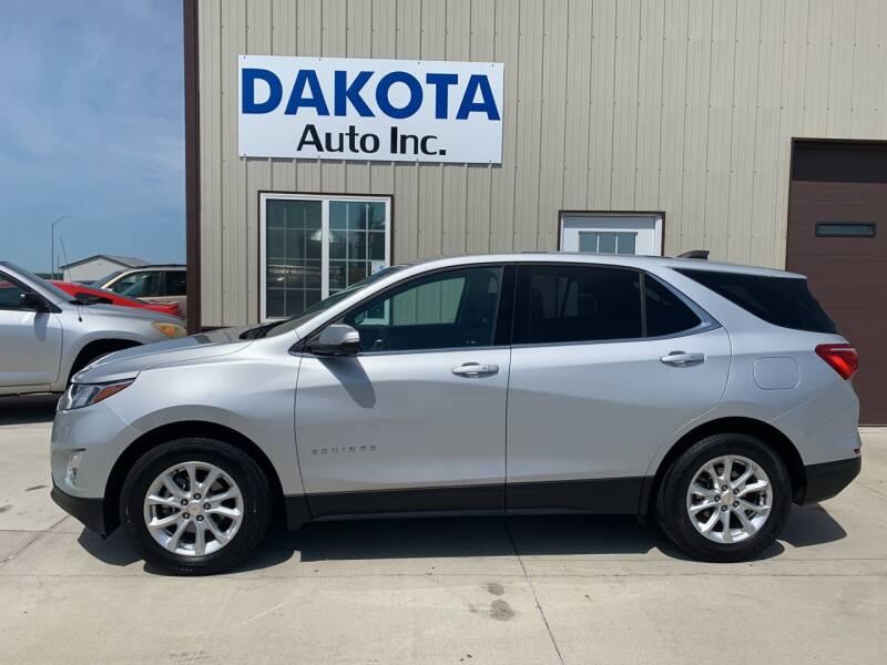 2018 Chevrolet Equinox for sale at Dakota Auto Inc. in Dakota City NE