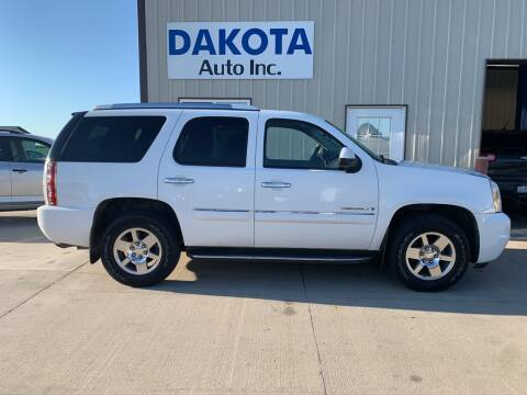 2007 GMC Yukon for sale at Dakota Auto Inc. in Dakota City NE