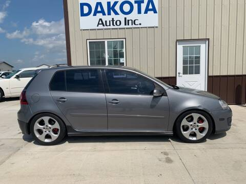 2008 Volkswagen GTI for sale at Dakota Auto Inc. in Dakota City NE