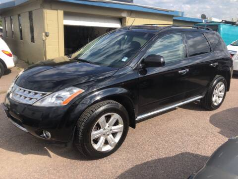 2007 Nissan Murano for sale at Dakota Auto Inc. in Dakota City NE