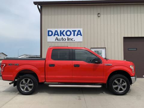 2015 Ford F-150 for sale at Dakota Auto Inc. in Dakota City NE