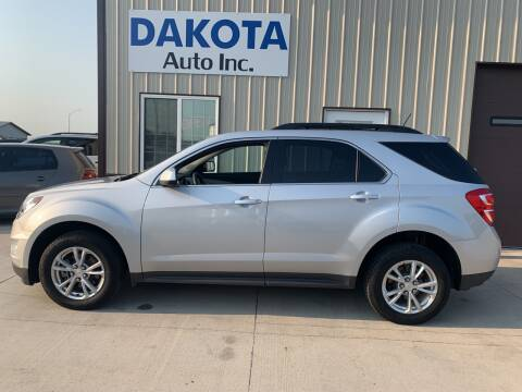 2017 Chevrolet Equinox for sale at Dakota Auto Inc. in Dakota City NE