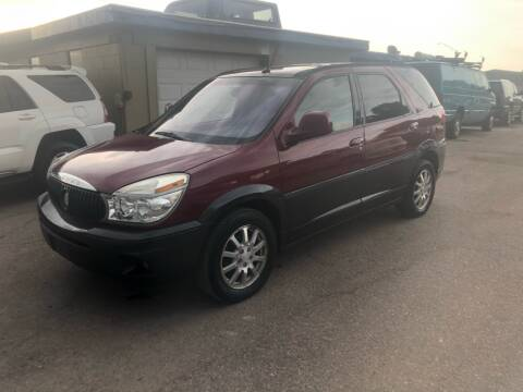 2005 Buick Rendezvous for sale at Dakota Auto Inc. in Dakota City NE