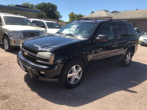 2005 Chevrolet TrailBlazer for sale at Dakota Auto Inc. in Dakota City NE