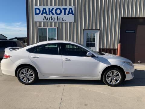 2010 Mazda MAZDA6 for sale at Dakota Auto Inc. in Dakota City NE