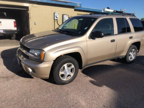 2006 Chevrolet TrailBlazer for sale at Dakota Auto Inc. in Dakota City NE
