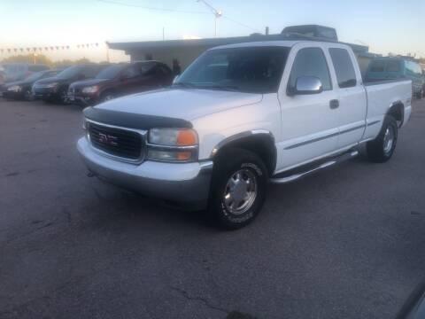 2001 GMC Sierra 1500 for sale at Dakota Auto Inc. in Dakota City NE