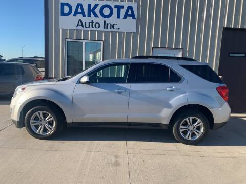 2013 Chevrolet Equinox for sale at Dakota Auto Inc. in Dakota City NE