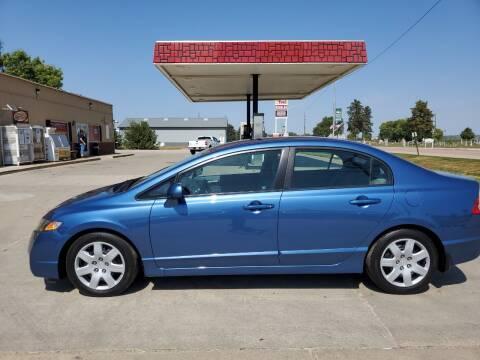 2010 Honda Civic for sale at Dakota Auto Inc. in Dakota City NE