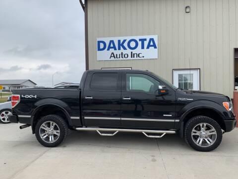 2012 Ford F-150 for sale at Dakota Auto Inc. in Dakota City NE