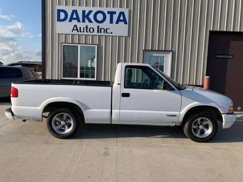 1998 Chevrolet S-10 for sale at Dakota Auto Inc. in Dakota City NE