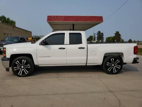 2014 Chevrolet Silverado 1500 for sale at Dakota Auto Inc. in Dakota City NE