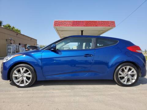 2016 Hyundai Veloster for sale at Dakota Auto Inc. in Dakota City NE