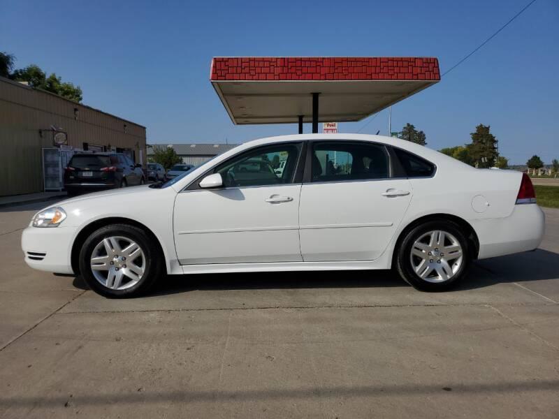2015 Chevrolet Impala Limited for sale at Dakota Auto Inc. in Dakota City NE