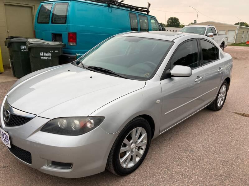 2007 Mazda MAZDA3 for sale at Dakota Auto Inc. in Dakota City NE