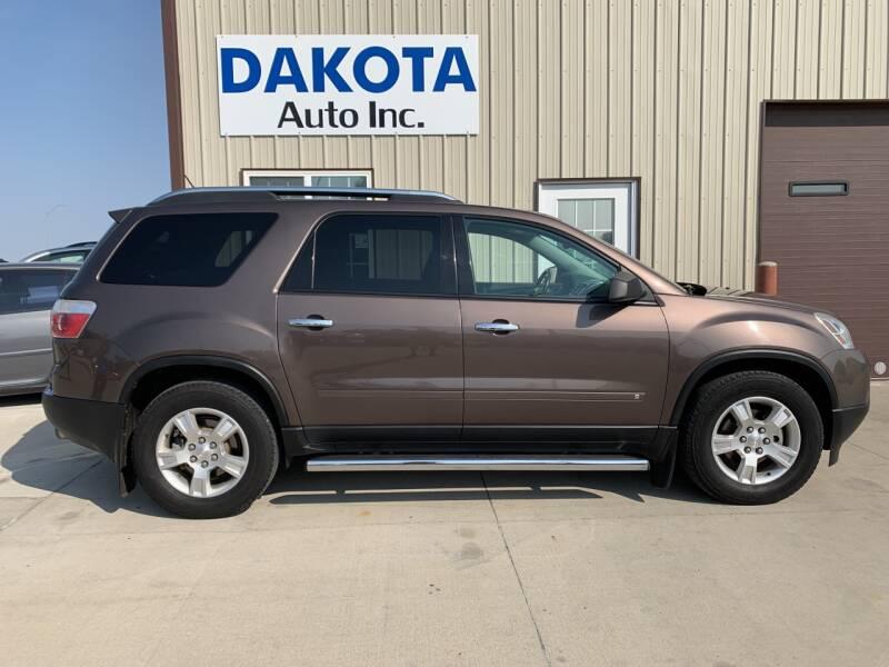 2009 GMC Acadia for sale at Dakota Auto Inc. in Dakota City NE
