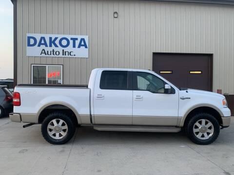 2007 Ford F-150 for sale at Dakota Auto Inc. in Dakota City NE