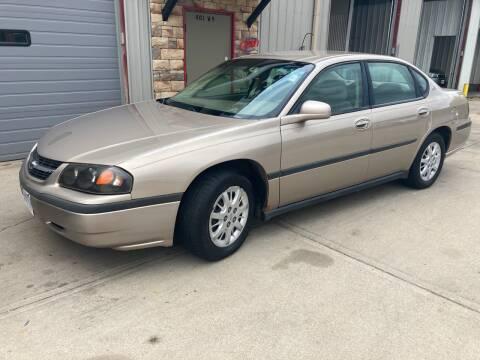 2003 Chevrolet Impala for sale at Dakota Auto Inc. in Dakota City NE