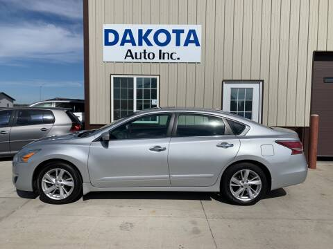 2014 Nissan Altima for sale at Dakota Auto Inc. in Dakota City NE