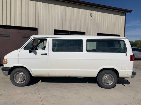 1997 Dodge Ram Wagon for sale at Dakota Auto Inc. in Dakota City NE