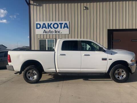 2010 Dodge Ram Pickup 2500 for sale at Dakota Auto Inc. in Dakota City NE