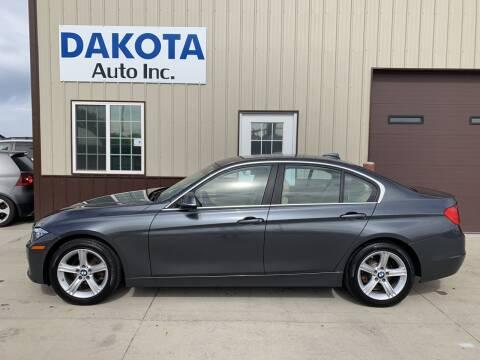2015 BMW 3 Series for sale at Dakota Auto Inc. in Dakota City NE