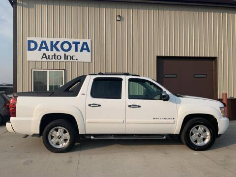 2008 Chevrolet Avalanche for sale at Dakota Auto Inc. in Dakota City NE