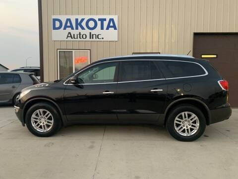 2012 Buick Enclave for sale at Dakota Auto Inc. in Dakota City NE
