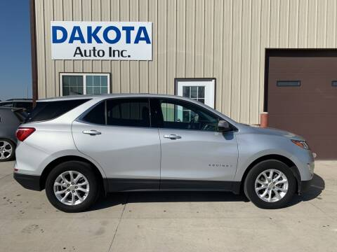 2018 Chevrolet Equinox for sale at Dakota Auto Inc. in Dakota City NE