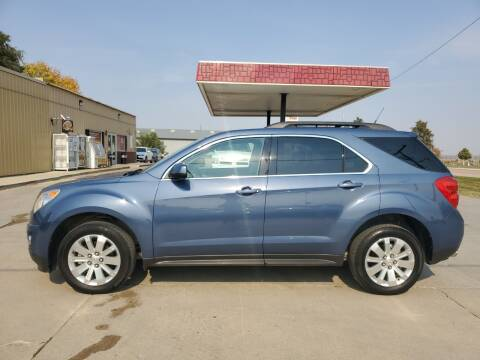 2011 Chevrolet Equinox for sale at Dakota Auto Inc. in Dakota City NE