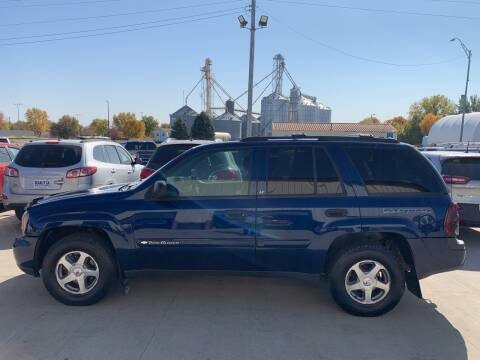 2003 Chevrolet TrailBlazer for sale at Dakota Auto Inc. in Dakota City NE